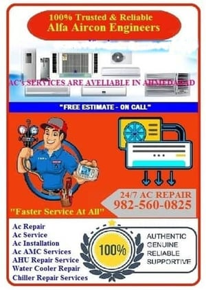 Air Conditioner Annual Maintenance Contract Services