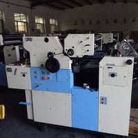 Easy to Use Offset Printing Machine