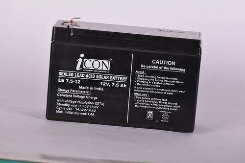 12v Battery 7.5ah