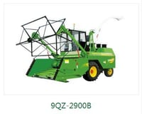 Self-Propelled Forage Harvester Machine