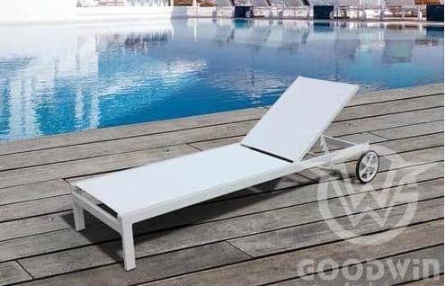 Frame Outdoor Furniture Plastic Fabric