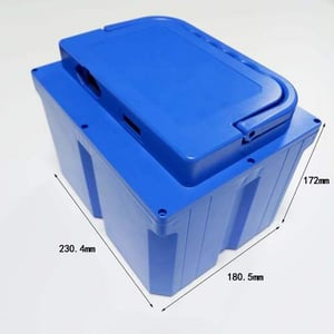 Scooter Battery Pack Casing
