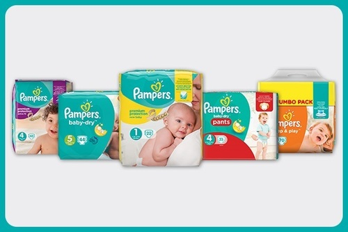 Prima Baby Diapers (Pampers)
