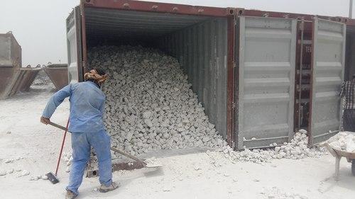 Natural Gypsum Rock (CaSO4.2H2O)