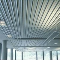 Non Corrosive Metal Roof Ceiling