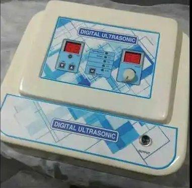 Digital Ultrasonic Physiotherapy Machine