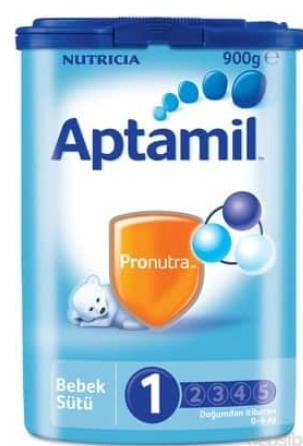 1 Baby Formula 900g (Aptamil)