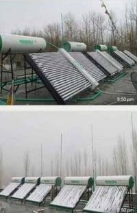 200 Litres Solar Water Heaters