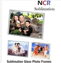 Sublimation Glass Frame BL Series