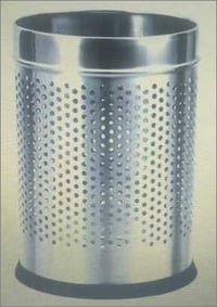 Steel Perforated Dustbin