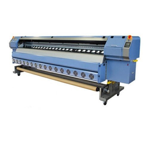 VT Konika 512 Solvent Flex Printing Machine