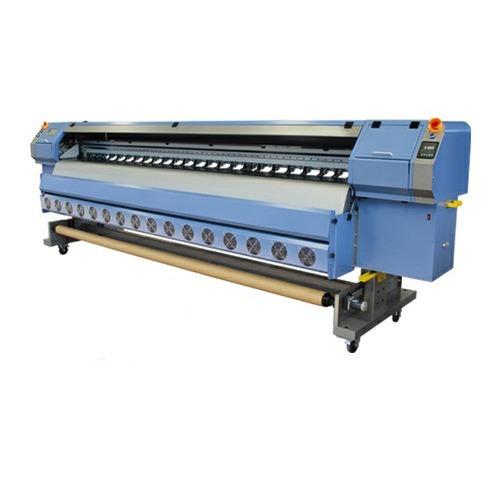 VT Konika 512I Solvent Flex Printing Machine