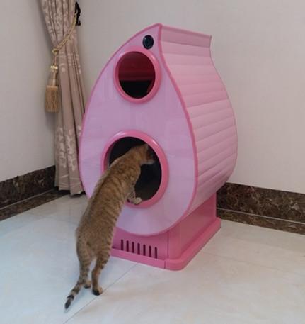 Automatic Cat Litter Robot Certifications: Ce