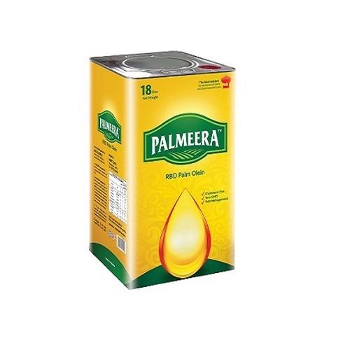 RBD Palm Olein Palmeera