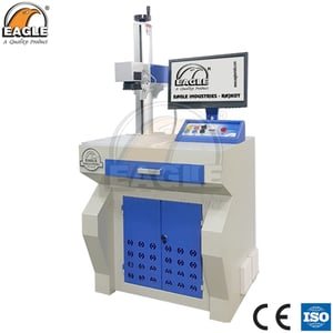 Eagle Gold Silver Jewelry Laser Marking Machine for Goldsmith