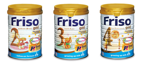 Friso Milk Powder