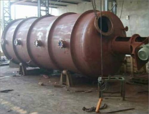 Mild Steel Vessel Tank