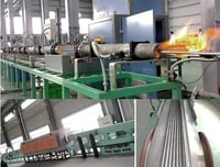 High Strength Annealing Furnace