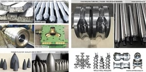 Tube Pipe Plant Spares