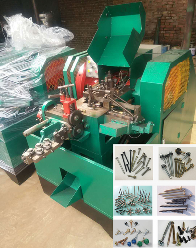 Automatic Screws Making Machine Certifications: Iso