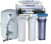 Domestic RO Water Systems