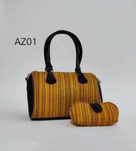 Azzra Casual And Formal Duffel Handbag