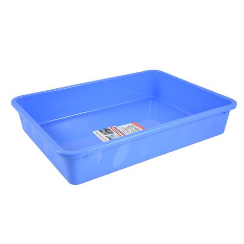 Plastic Tray Gold (40 X 28)