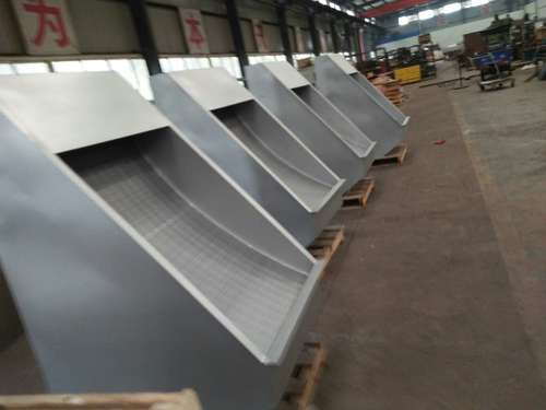 Stainless Steel Sieve Bend Screen Filter