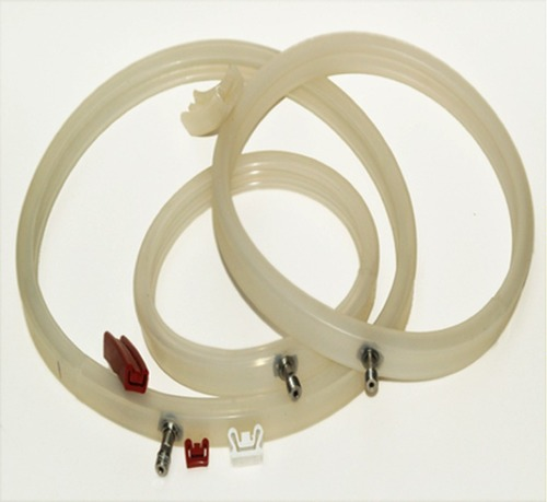 Silicone Rubber Fbt Gaskets