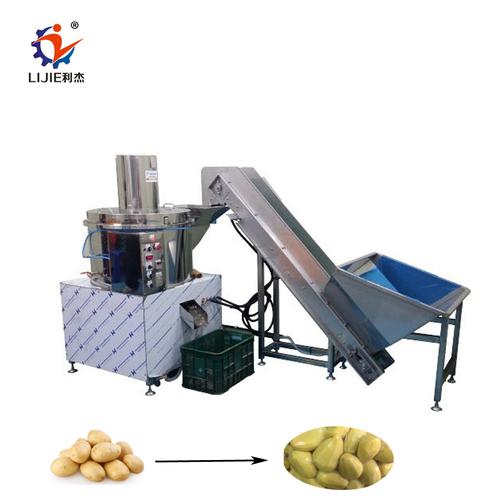 Automatic Potato Chips Peeling Machine