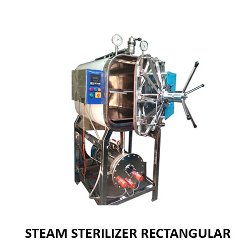 High-Pressure Steam Sterilizer