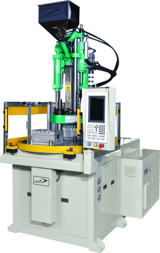 Vertical Plastic Injection Machine