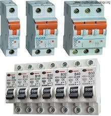 Three Phase Electrical Mcb