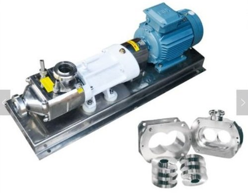 Ss Twin Screw Pump