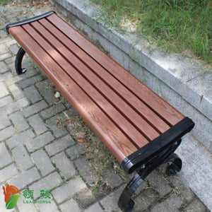 WPC type Park Bench