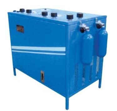 Oxygen And Non-Ignitable Gas Filling Pump Dimension(L*W*H): 940*500*700 Millimeter (Mm)
