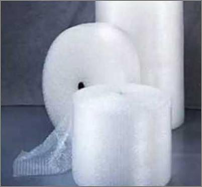 White Air Bubble Roll