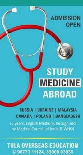 Mbbs Study In Abroad Services
