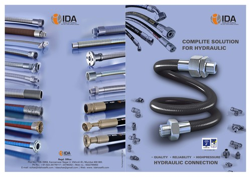 Hydraulic Connection Hose
