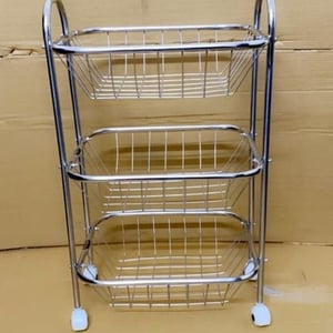 Light Weight Vegetable Trolley