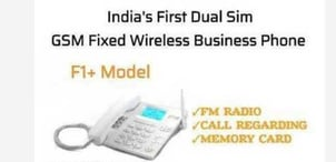 Gsm Fixed Wireless Business Phone