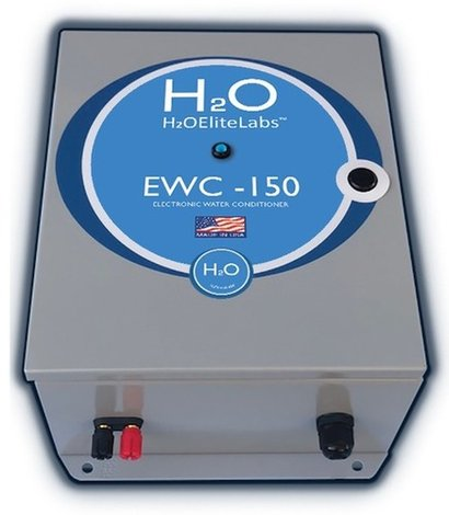 H2O Elite Electronic Water Conditioner - 150 Certifications: Ul/ Cul Approved