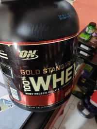 ON Gold Standard Whey Protein Supplement
