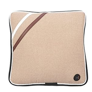 Electric Rechargeable Heated Massage Pillow