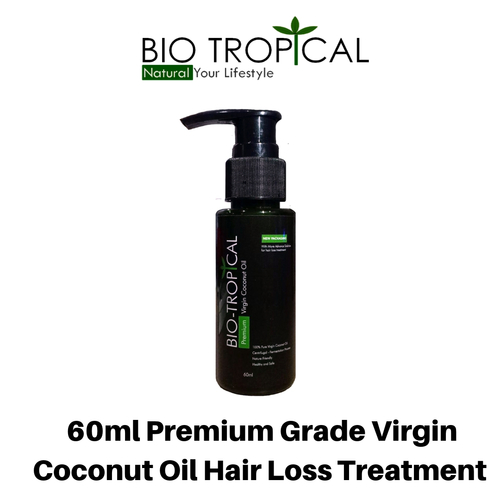 Coconut Hair Oil (Bio-Tropical) Certifications: Halal