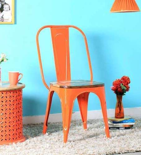 Fixed Type Metal Chairs