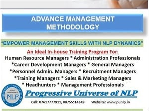 NLP Corporate Training Programs Services