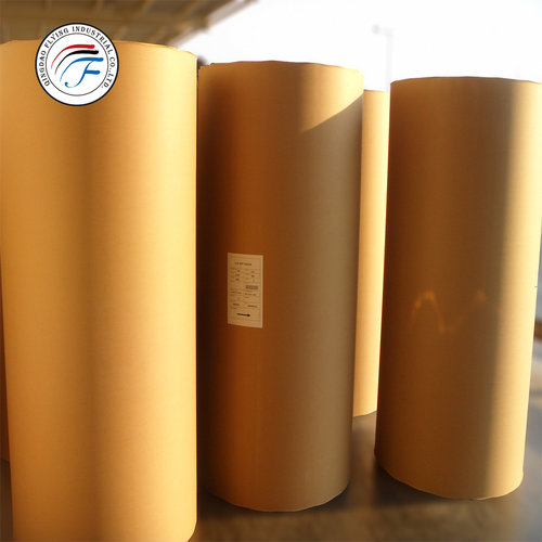 Brown Copy Paper Jumbo Rolls For Cutting A4 Copy Paper