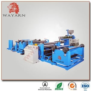 High Speed PP PE Non Woven Fabric Extrusion Laminating Machine