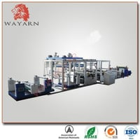 Wide Breadth Pe Plastic Sheet Extrusion Lamination Coating Machine